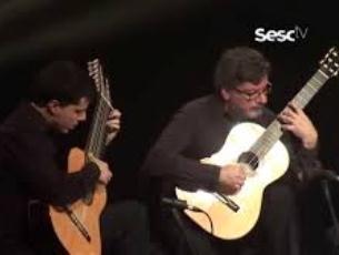Capa do vídeo Trio Opus 12 - Suíte Modal_Brumas (Paulo Porto Alegre)