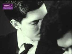 Capa do vídeo Sérgio e Eduardo Abreu em 1969 - Tonadilla_1mov. (Joaquim Rodrigo)