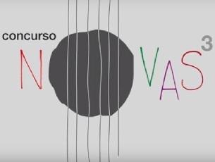 Capa do vídeo Concurso de composição Novas 3 - vídeo release
