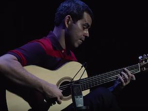 Capa do vídeo Carlos Walter - 1º movimento do