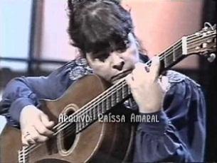 Capa do vídeo Maria Lívia S. Marcos - Variações sobre tema da Flauta Mágica de Mozart (Sor)