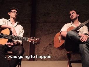 Capa do vídeo Alexandre Gismonti e Jean Charnaux - Teaser Duo a Zero