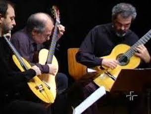 Capa do vídeo Brazilian Guitar Quartet - Suite Iberia (Isaac Albéniz)
