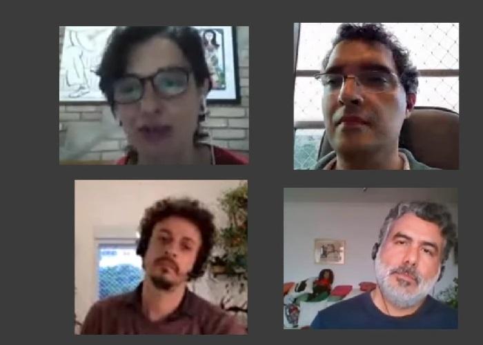 Capa do vídeo Ideias – Cultura e plataformas digitais: difusão de conteúdos na pandemia