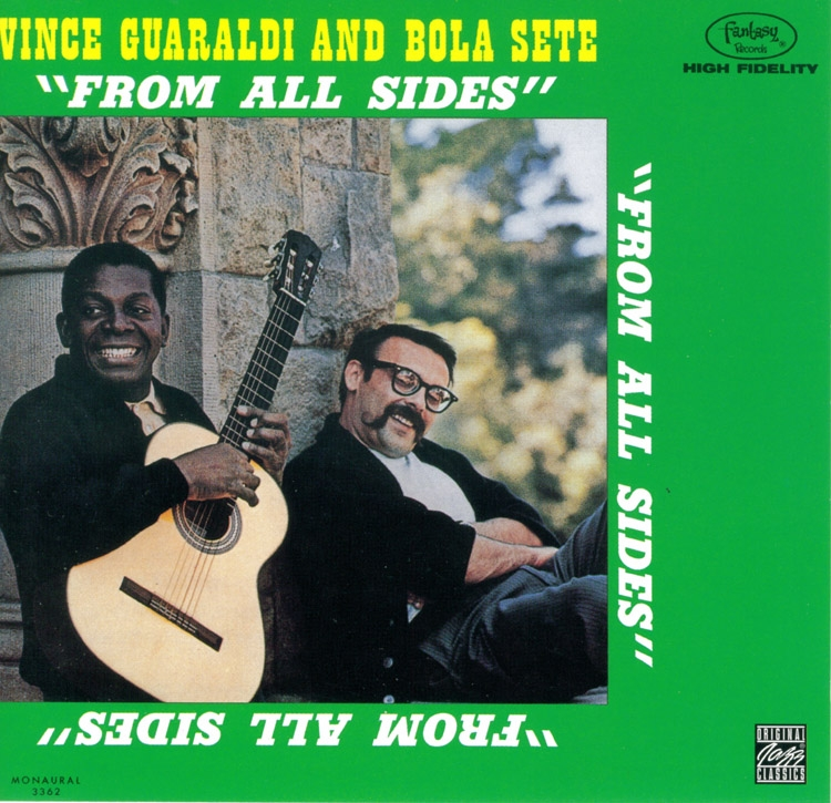 Vince Guaraldi and Bola Sete - From All Sides