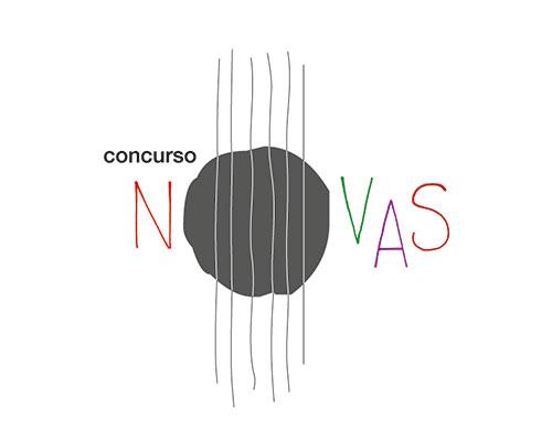 Logo Concurso Novas